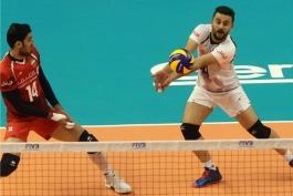 والیبال-والیبال ایران-تیم ملی والیبال جوانان ایران-iran-Iran men's national under-23 volleyball team