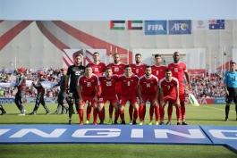 جام ملت های آسیا-بازیکنان فلسطین