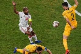 جام ملت های آسیا-بازیکنان امارات-بازیکنان استرالیا