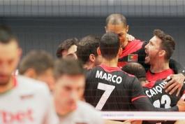 والیبال-والیبال پرتغال-لیگ ملت های والیبال