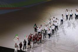 ورزشکاران ایران-بازی های دانشجویان جهان-iran