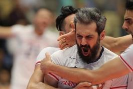 والیبال-والیبال ایران-والیبال مردان قهرمانی آسیا-Volleyball-iran