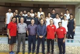 بسکتبال-بسکتبال ایران-تیم ملی بسکتبال زیر 22 سال-iran