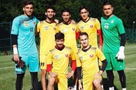 اردوی پرسپولیس-تمرین پرسپولیس-IRAN