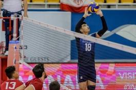 والیبال-تیم ملی والیبال جوانان ایران-تیم ملی والیبال-volleyball-iran