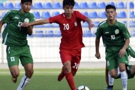 فدراسیون فوتبال-تیم ملی نوجوانان-iran