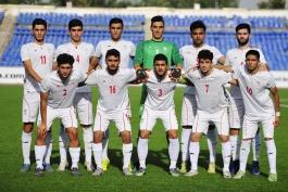 فوتبال ایران-فوتبال جوانان-iran-