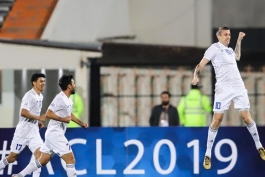 پرسپولیس-ازبکستان-لیگ قهرمانان آسیا