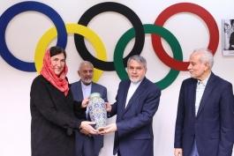 کمیته ملی المپیک-رئیس کمیته ملی المپیک-رئیس اتحادیه جهانی سه گانه