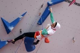 سنگنوردی-رقابت های سنگ نوردی