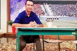 پیشکسوت استقلال-بازیکن سابق فوتبال