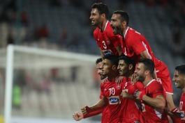 لیگ قهرمانان آسیا-پرسپولیس