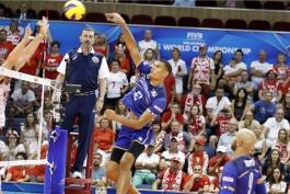 والیبال قهرمانی جهان-والیبال لهستان-والیبال فرانسه