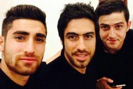 بازیکن استقلال-لژیونر ایرانی