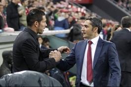 رده بندی مربیان-بارسلونا-اتلتیکو مادرید