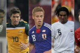 کنفدراسیون فوتبال آسیا-AFC-ایران