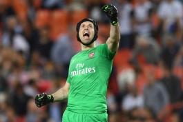 آرسنال-لیگ برتر انگلستان-چک-arsenal -premier league-Cech