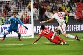 ایران- عمان- جام ملت های آسیا- جام ملت های آسیا 2019
