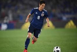 هافبک ژاپن- جام ملت های آسیا- آسیا- گنکی هاراگوچی