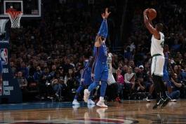 او کی سی- بوستون سلتیکس- اوکلاهاما سیتی تاندر- رقابت های NBA- بسکتبال آمریکا