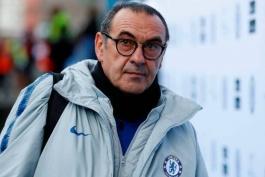 Maurizio Sarri- سرمربی چلسی- چلسی- لیگ برتر انگلیس- انگلیس