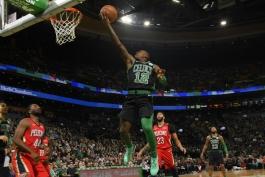 بوستون سلتیکس- نیواورلینز پلیکانز- بسکتبال NBA- بسکتبال آمریکا