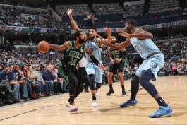 بوستون سلتیکس- ممفیس گریزلیز- بسکتبال NBA- بسکتبال آمریکا- آمریکا