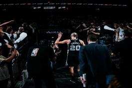 لیگ NBA-مانو جینوبلی-مانو جینوبلی در سن آنتونیو اسپرز-مانو جینوبلی در NBA
