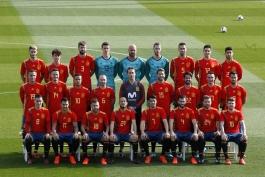 لیست نهایی تیم ملی اسپانیا برای جام جهانی ۲۰۱۸؛ خط خوردن موراتا، مارکوس آلونسو، فابرگاس، خاوی مارتینز، سرجی روبرتو و بیرین!