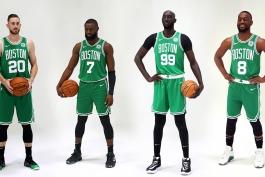 بسکتبال-بوستون سلتیکس-NBA Basketball-Boston Celtics