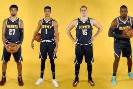 بسکتبال-دنور ناگتس-NBA Basketball-Denver Nuggets