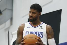 بسکتبال-لس آنجلس کلیپرز-NBA Basketball
