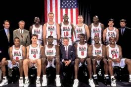 بسکتبال-المپیک 1992-Dream Team