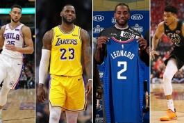 بسکتبال-بازی های روز کریسمس-NBA Basketball