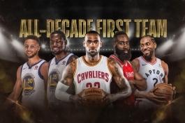 بسکتبال-تیم منتخب-NBA Basketball