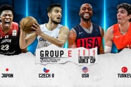 بسکتبال-جام جهانی بسکتبال-تیم بسکتبال آمریکا-Basketball-FIBA World Cup-USA Basketball Team