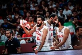 بسکتبال-جام جهانی بسکتبال-ایران-نیجریه-اسپانیا-صربستان