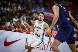 بسکتبال-جام جهانی بسکتبال-آرژانتین-صربستان-Basketball-FIBA World Cup