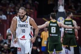 بسکتبال-جام جهانی بسکتبال-فرانسه-استرالیا-Basketball-FIBA Basketball