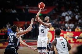 بسکتبال-جام جهانی بسکتبال-فرانسه-استرالیا-Basketball-FIBA World Cup