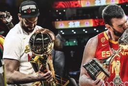 بسکتبال-تیم ملی اسپانیا-تورنتو رپترز-ممفیس گریزلیز-Basketball-Spain Basketball Team