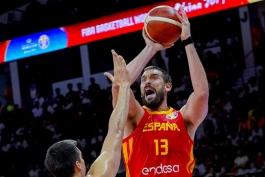 بسکتبال-جام جهانی بسکتبال-اسپانیا-ایران-Basketball-FIBA World Cup