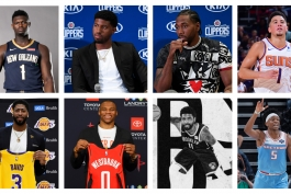 بسکتبال-راسل وستبروک-کوای لنارد-اوکلاهاما سیتی تاندر-تورنتو رپترز-NBA Basketball-Toronto Raptors-Oklahoma City Thunder