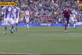 لالیگا-اسپانیا-بارسلونا-رئال وایادولید-barcelona-real valladolid