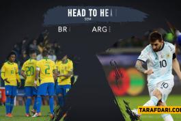 کوپا آمریکا 2019-آرژانتین-برزیل-Argentina-Brazil