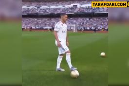 بلژیک-لالیگا-اسپانیا-رئال مادرید-real madrid
