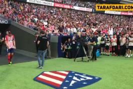 اروگوئه-لالیگا-اسپانیا-اتلتیکو مادرید-atletico madrid