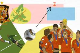 دانلود - نگاهی به جامهای جهانی؛ جام جهانی 2010 آفریقای جنوبی و قهرمانی اسپانیا [همراه با زیرنویس فارسی]