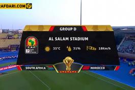 جام ملتهای آفریقا 2019-آفریقای جنوبی-مراکش-south africa-morocco