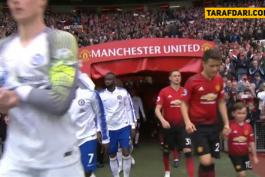 لیگ برتر-انگلیس-منچستریونایتد-چلسی-manchester united-chelsea